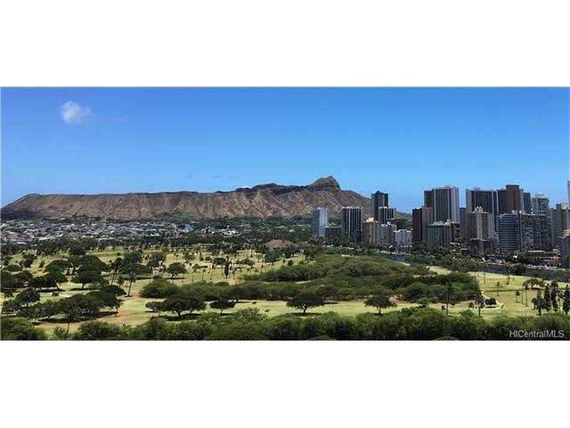 Royal Iolani condo #2101, Honolulu, Hawaii - photo 1 of 24
