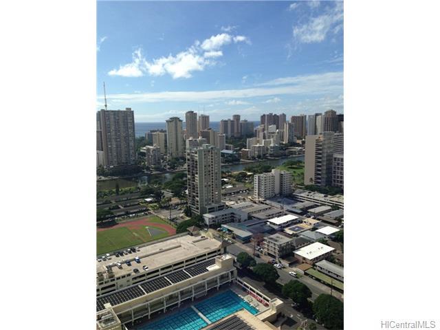 Royal Iolani condo #3607, Honolulu, Hawaii - photo 1 of 9