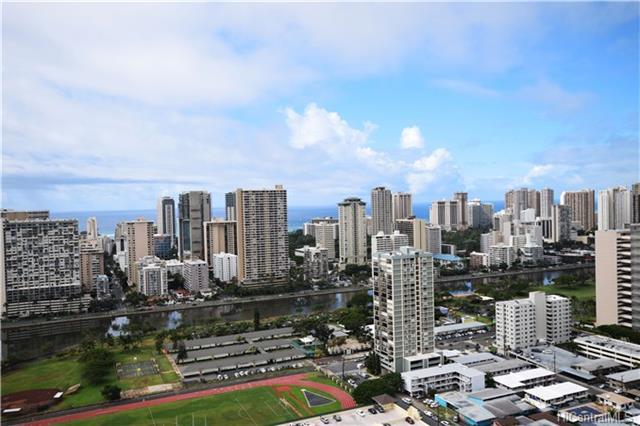 Royal Iolani condo #3707, Honolulu, Hawaii - photo 1 of 25