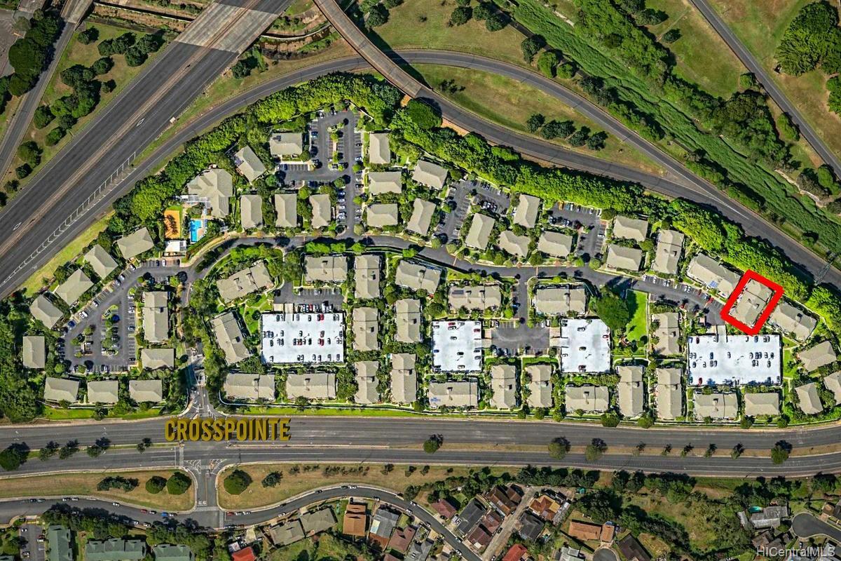 Crosspointe condo # 26T, Honolulu, Hawaii - photo 25 of 25