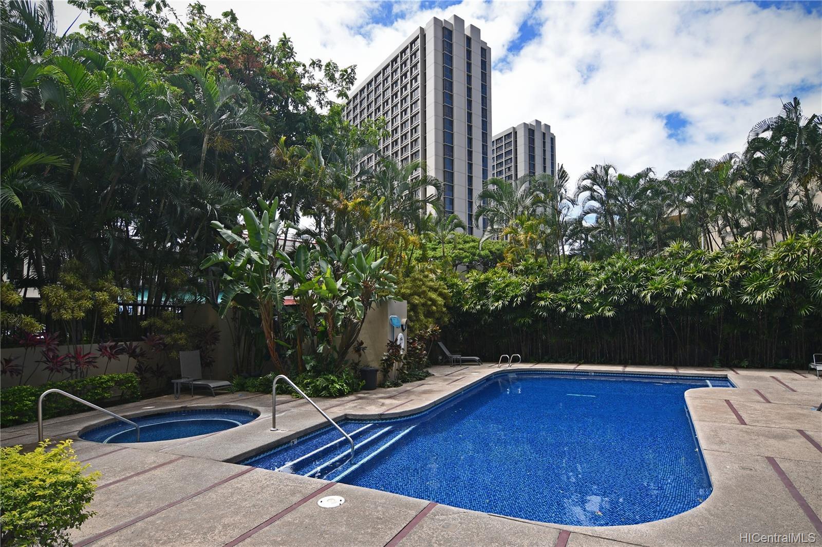 Honolulu Tower condo # 1010, Honolulu, Hawaii - photo 16 of 18