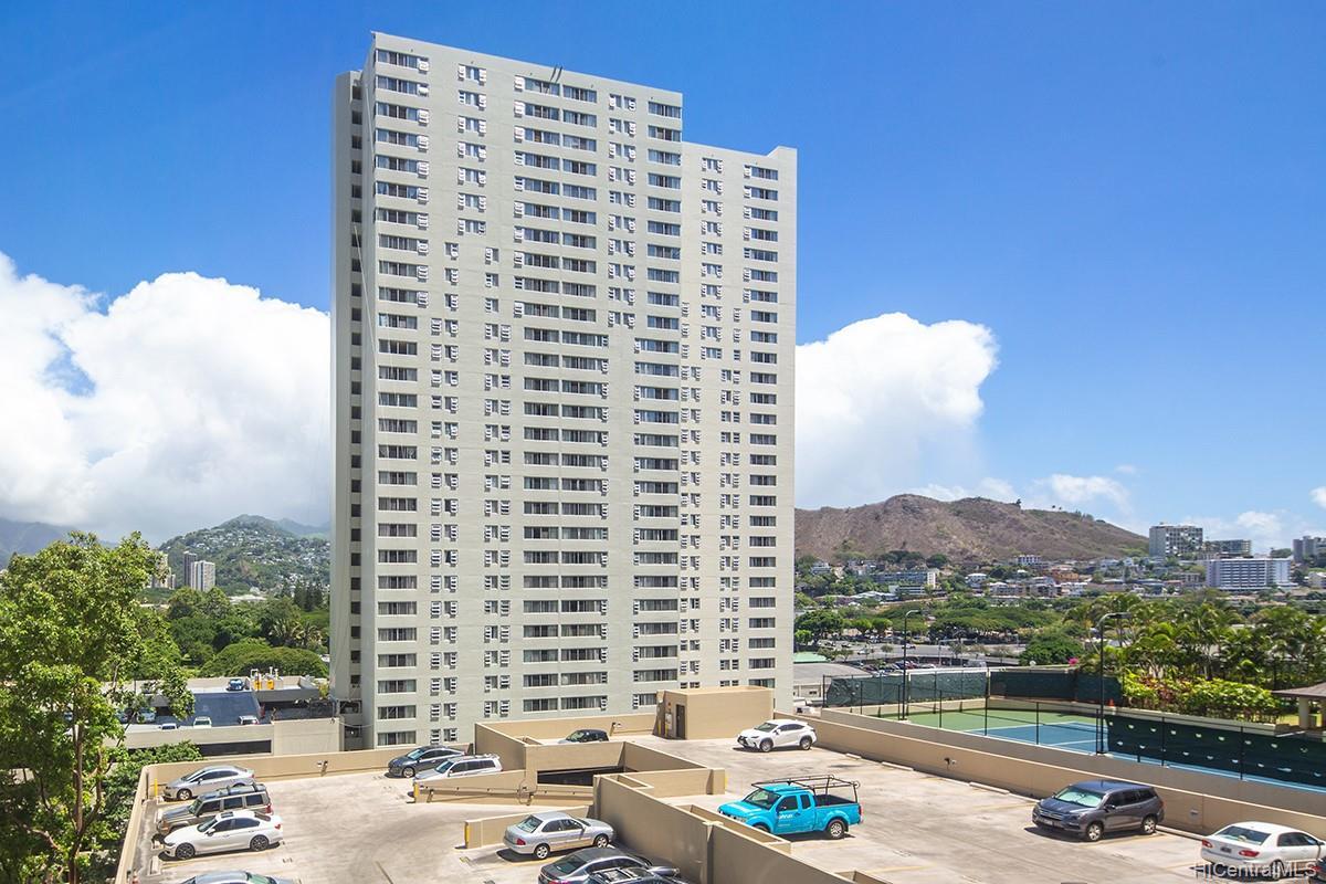 Honolulu Tower condo # 1107, Honolulu, Hawaii - photo 16 of 16