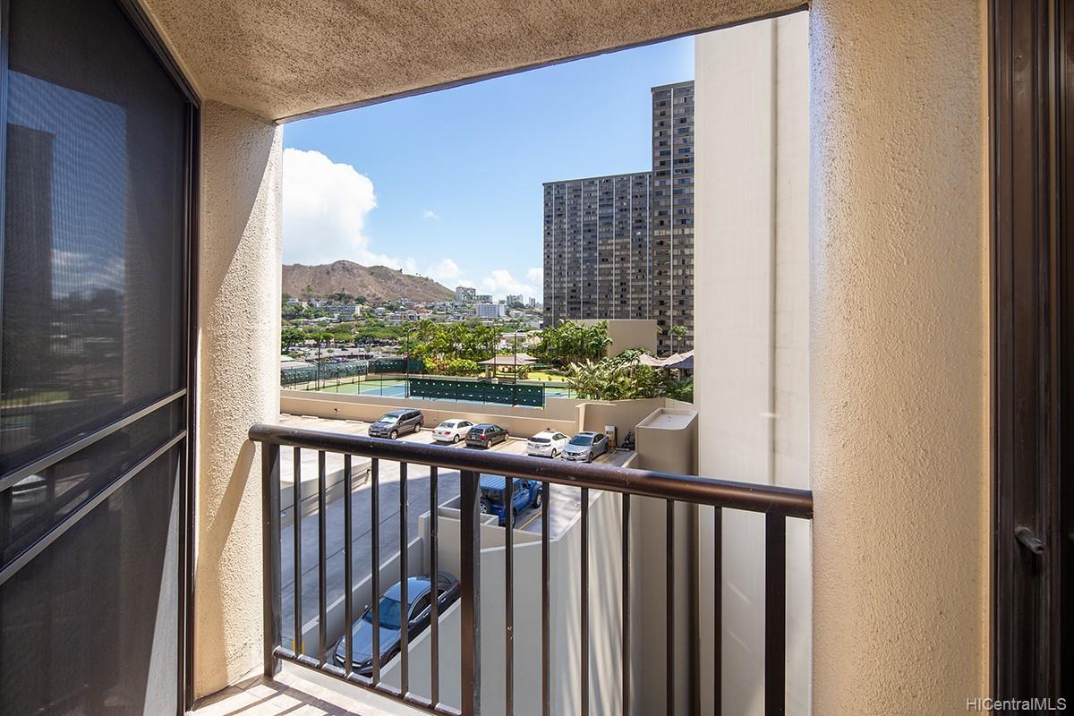 Honolulu Tower condo # 1107, Honolulu, Hawaii - photo 5 of 16