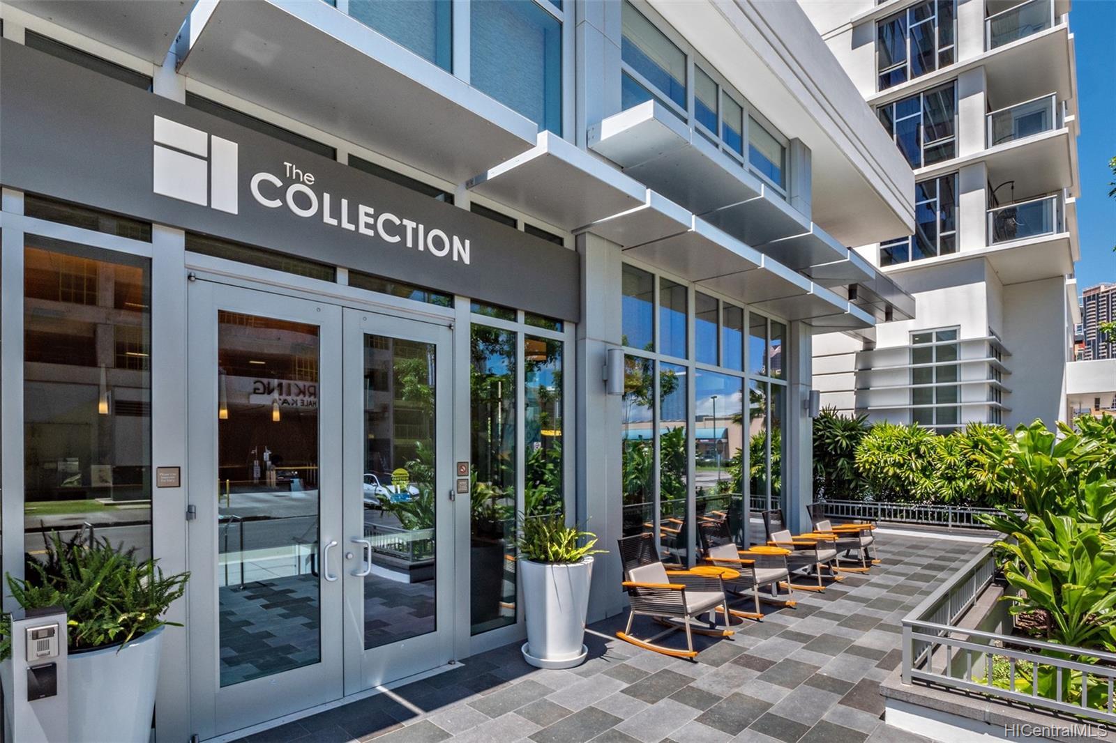 The Collection condo # 4203, Honolulu, Hawaii - photo 23 of 24