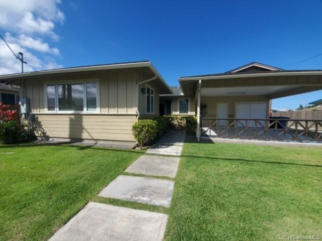 602  Kawainui Street Coconut Grove, Kailua home - photo 1 of 25