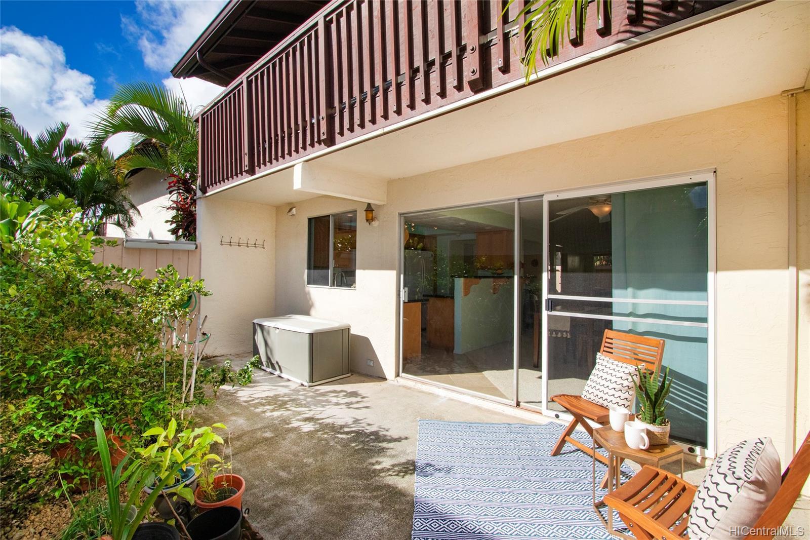 6225 Kawaihae Place townhouse # C101, Honolulu, Hawaii - photo 12 of 25