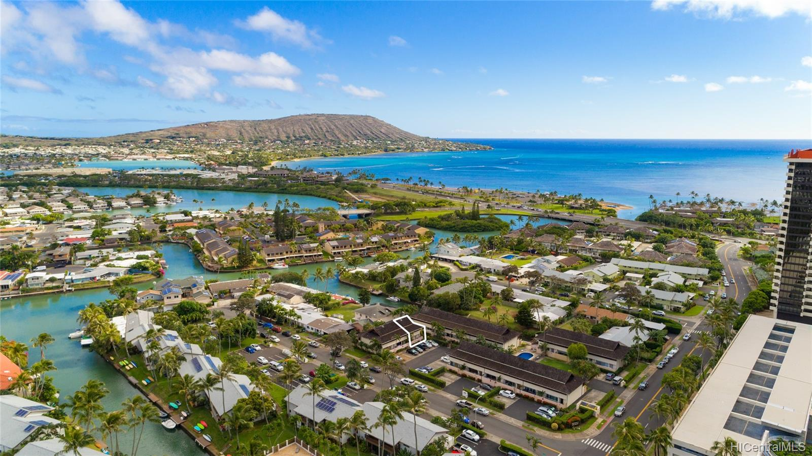 6225 Kawaihae Place townhouse # C101, Honolulu, Hawaii - photo 24 of 25