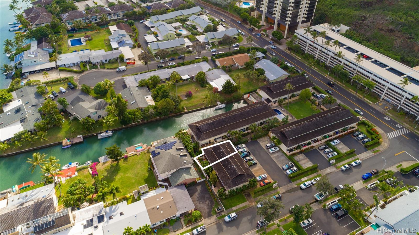 6225 Kawaihae Place townhouse # C101, Honolulu, Hawaii - photo 25 of 25