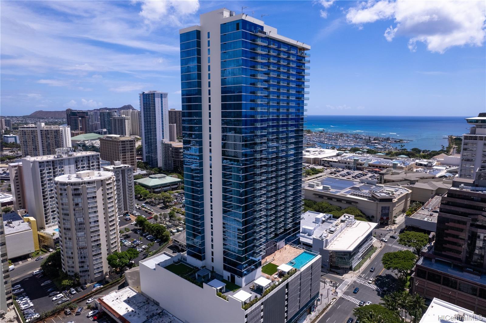 Azure Ala Moana condo # 3303, Honolulu, Hawaii - photo 25 of 25
