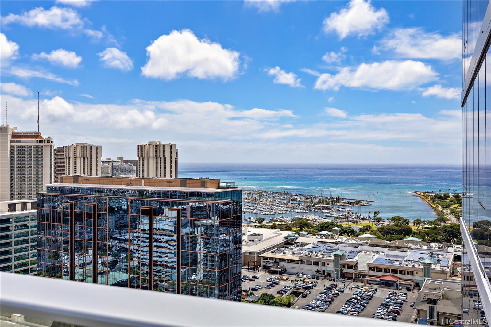 Azure Ala Moana condo # 3303, Honolulu, Hawaii - photo 4 of 25