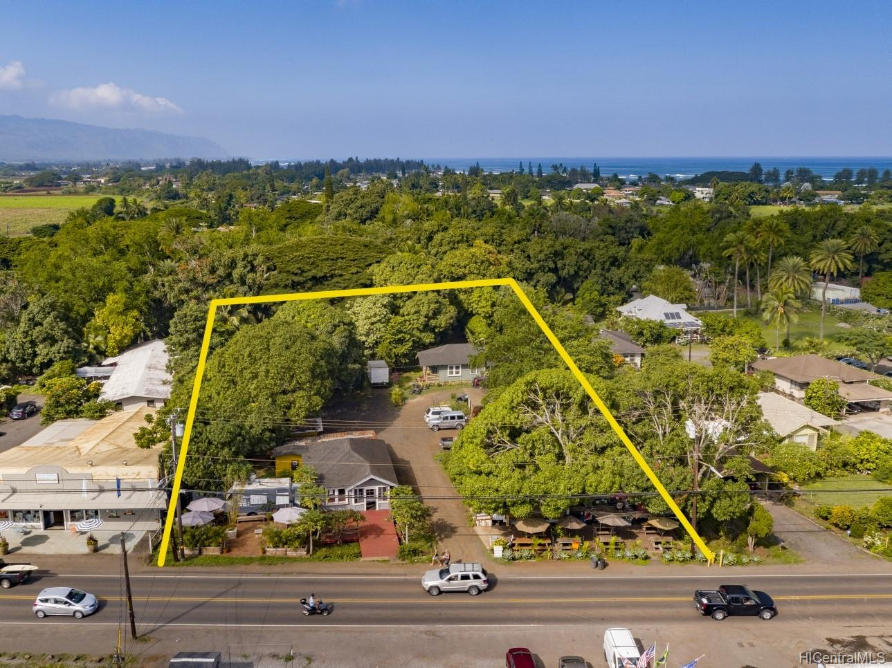 66-239 Kamehameha Hwy Haleiwa Oahu commercial real estate photo1 of 7
