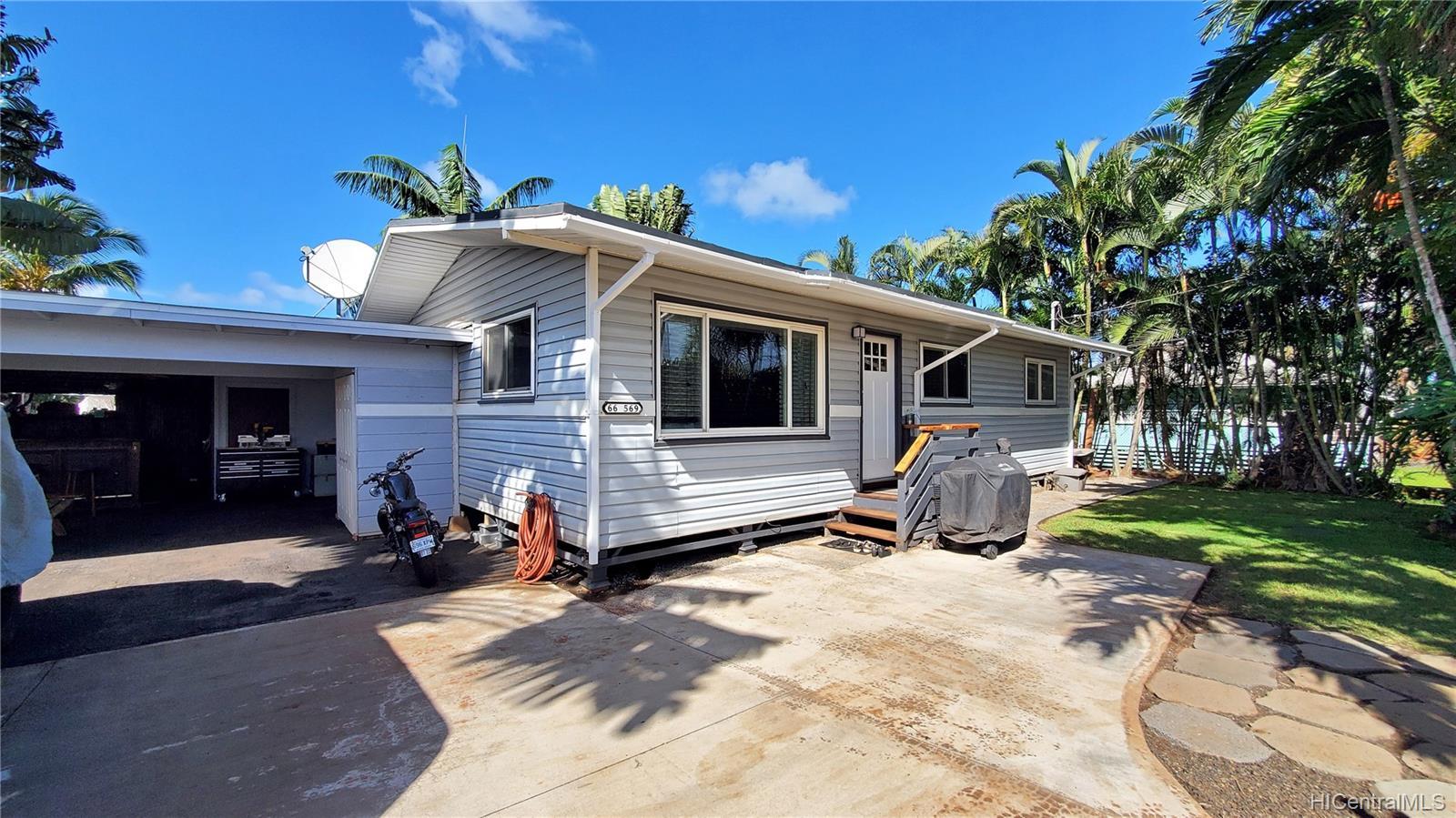 66-569  Kamehameha Hwy Waialua, North Shore home - photo 1 of 24