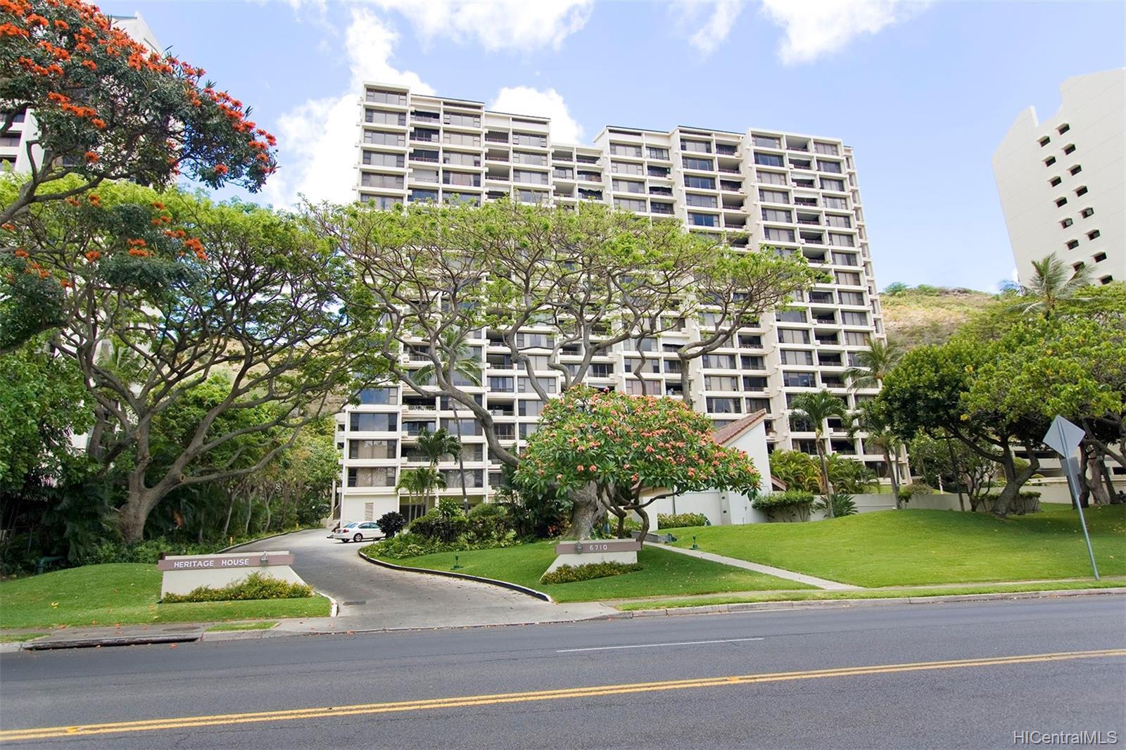 Heritage House Hawaii-Kai condo # 1206, Honolulu, Hawaii - photo 16 of 18