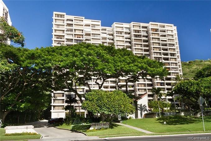 Heritage House Hawaii-Kai condo # 1412, Honolulu, Hawaii - photo 1 of 8