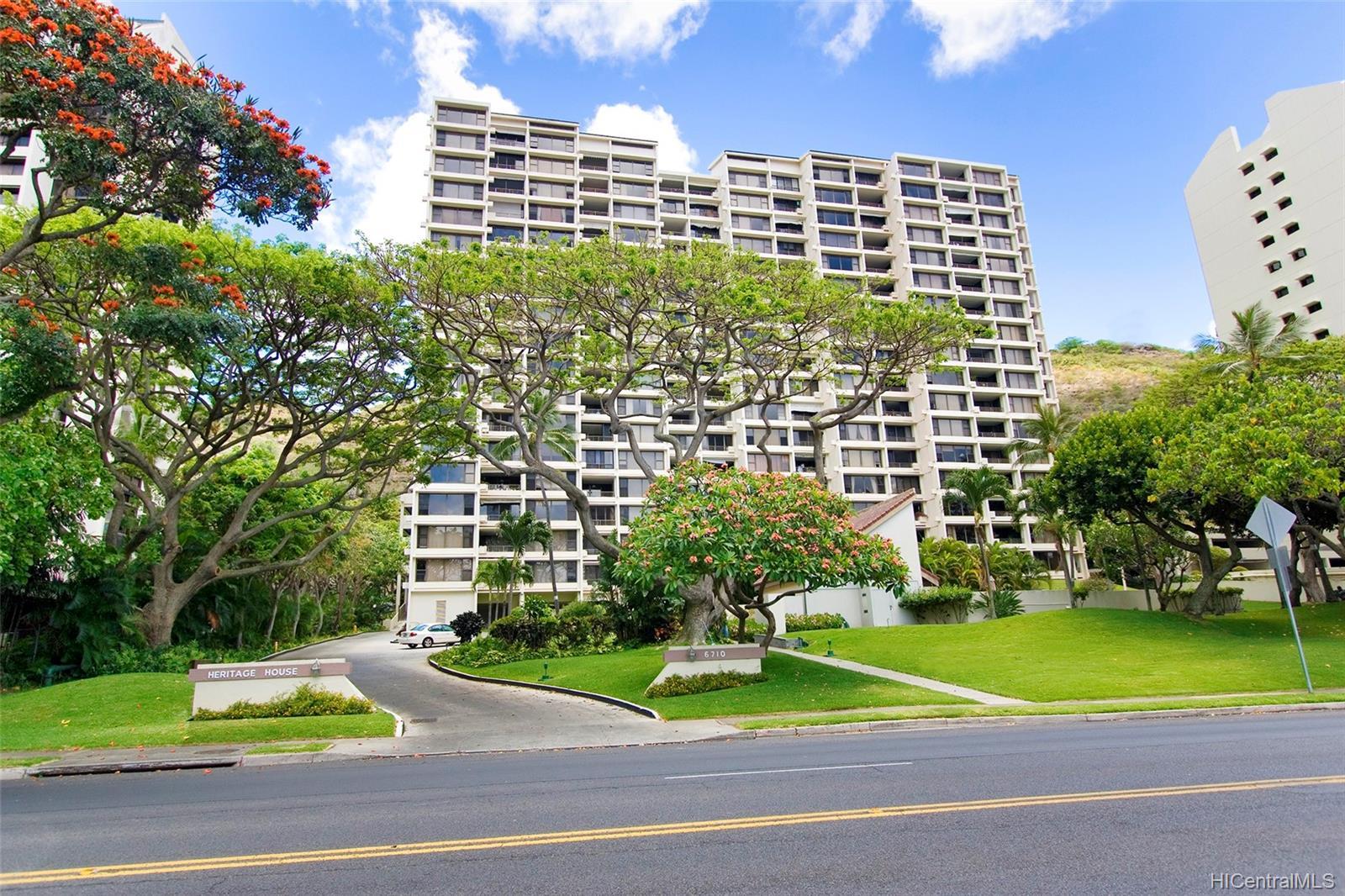 Heritage House Hawaii-Kai condo # 408, Honolulu, Hawaii - photo 19 of 23