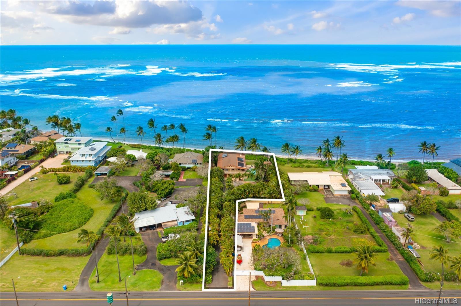 67-419  Waialua Beach Road Waialua, North Shore home - photo 1 of 24