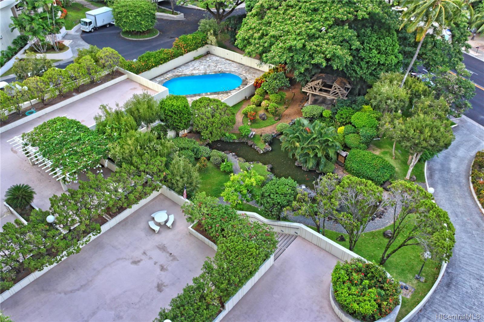 Naniwa Gardens condo # 1102, Honolulu, Hawaii - photo 12 of 16