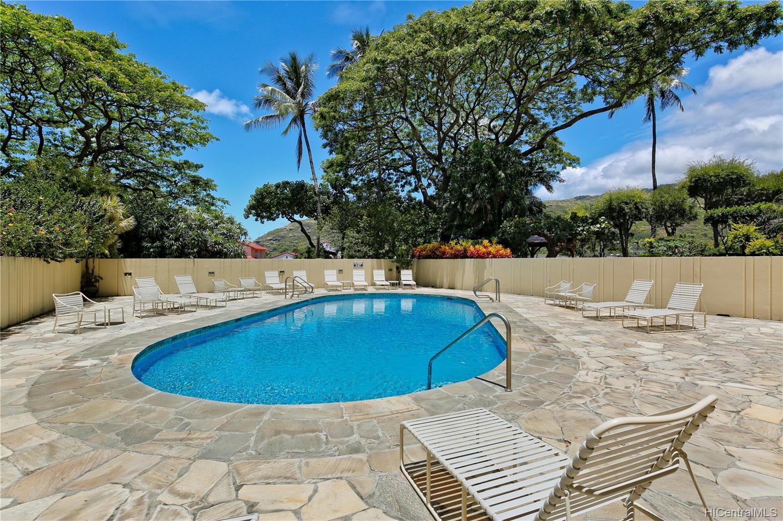 Naniwa Gardens condo # 1102, Honolulu, Hawaii - photo 16 of 16