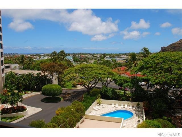 Naniwa Gardens condo # 407, Honolulu, Hawaii - photo 1 of 15