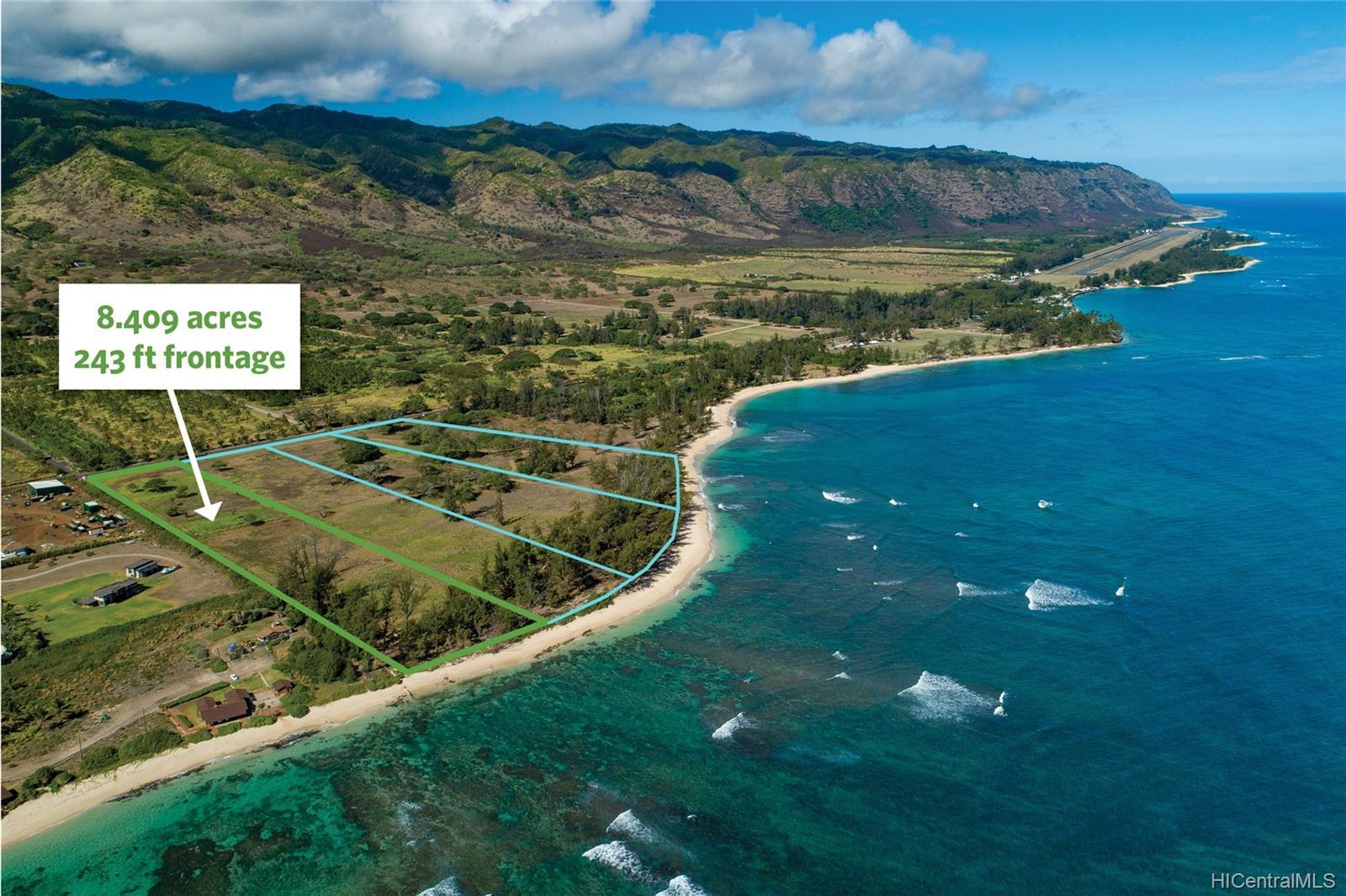 68-407 Farrington Hwy  Waialua, Hi 96791 vacant land - photo 1 of 10
