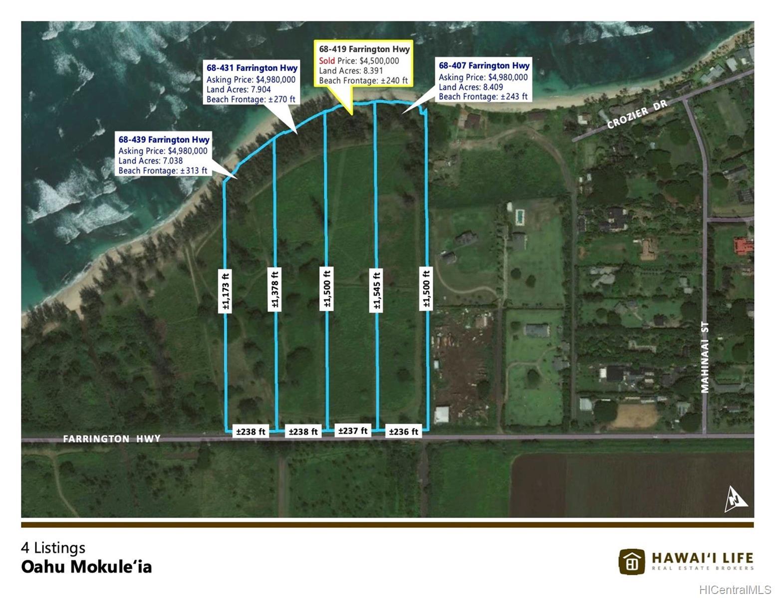 68-407 Farrington Hwy  Waialua, Hi 96791 vacant land - photo 9 of 10