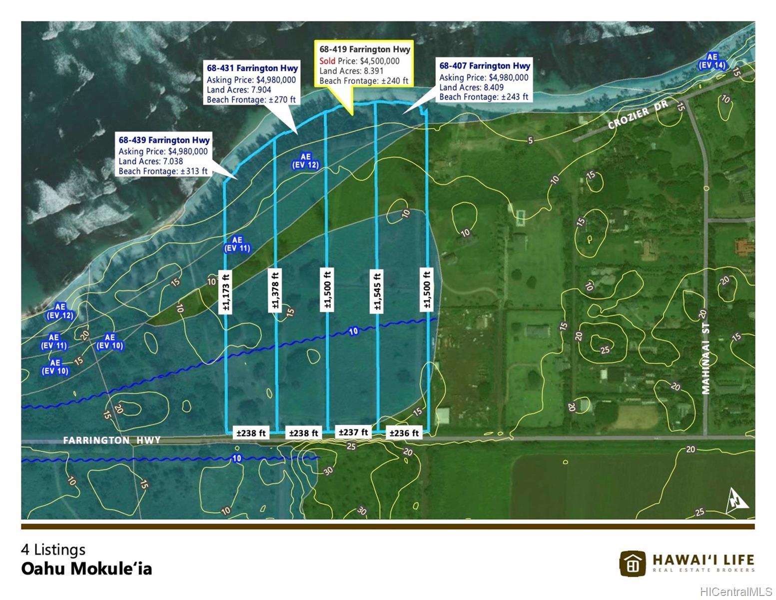 68-407 Farrington Hwy  Waialua, Hi 96791 vacant land - photo 10 of 10