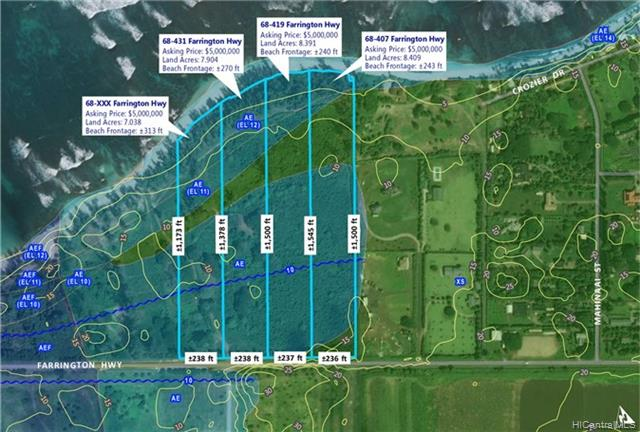 68-431 Farrington Hwy  Waialua, Hi 96791 vacant land - photo 4 of 5