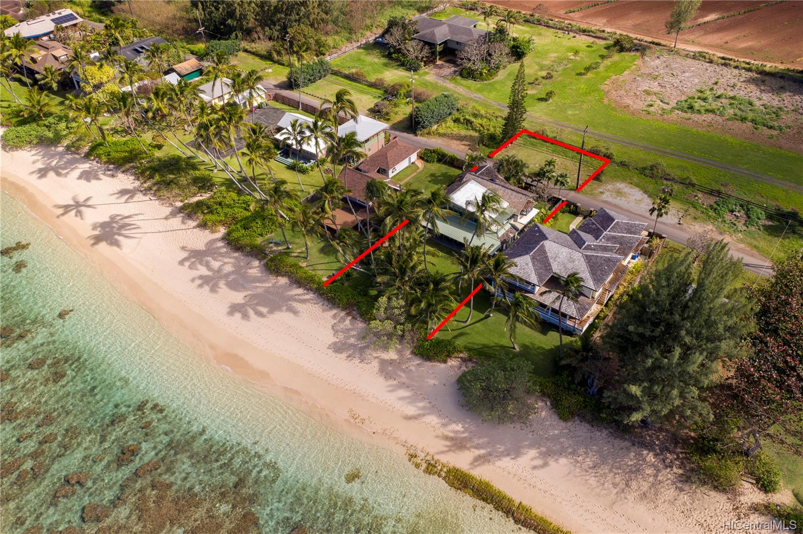68-457  Crozier Drive Mokuleia, North Shore home - photo 1 of 25