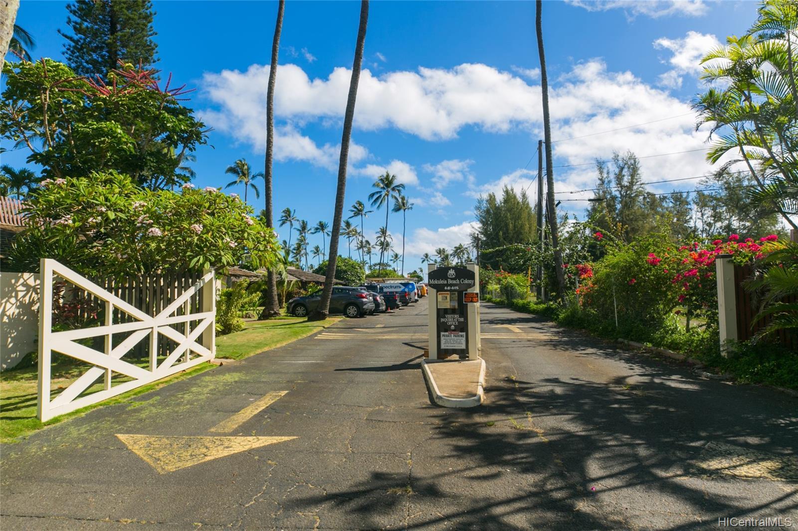 Mokuleia Beach Colony condo # 1B, Waialua, Hawaii - photo 23 of 25