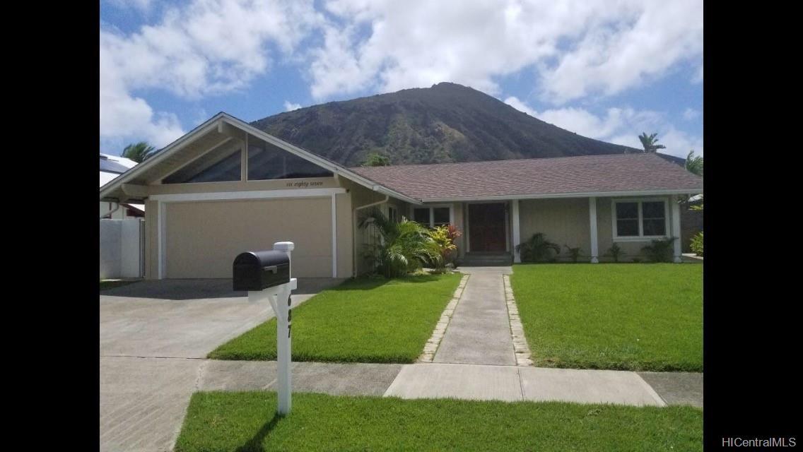 687  Kalanipuu Street Mariners Cove, Hawaii Kai home - photo 1 of 11
