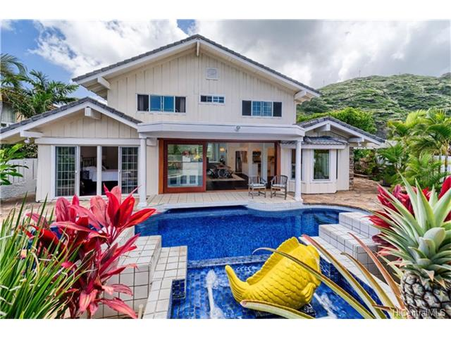 6902  Niumalu Loop Mariners Cove, Hawaii Kai home - photo 20 of 24