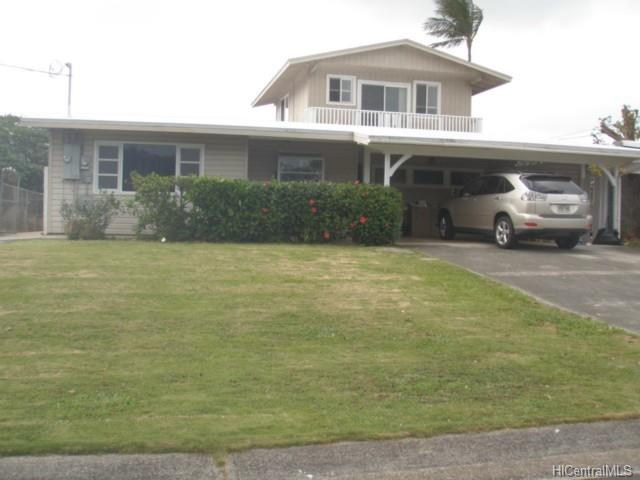 693  Ululani St Olomana, Kailua home - photo 1 of 15
