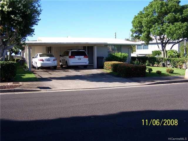 695  Hookanike St Pearl City-upper, PearlCity home - photo 1 of 10
