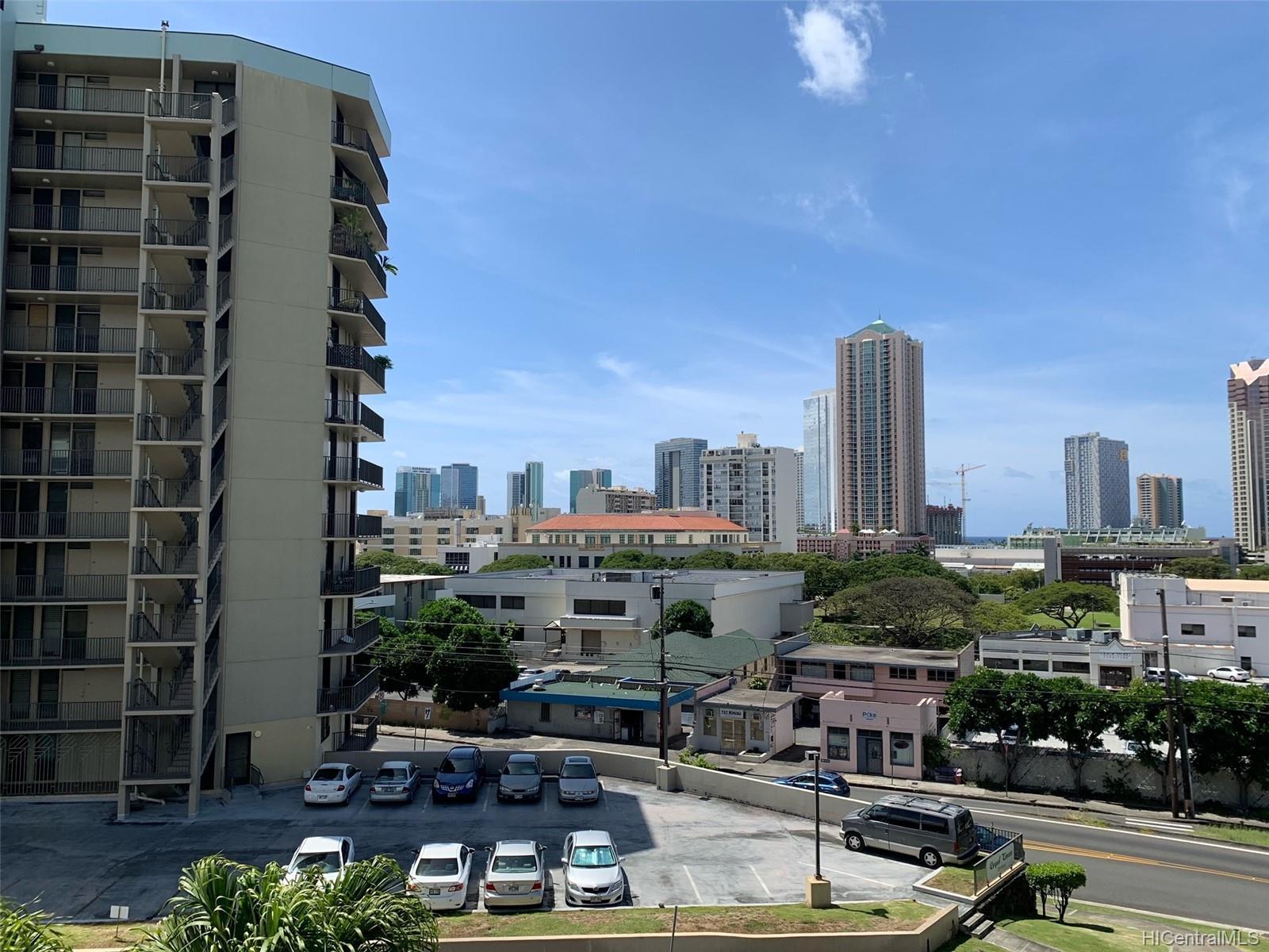 Lunalilo Tower condo # 403, Honolulu, Hawaii - photo 13 of 13