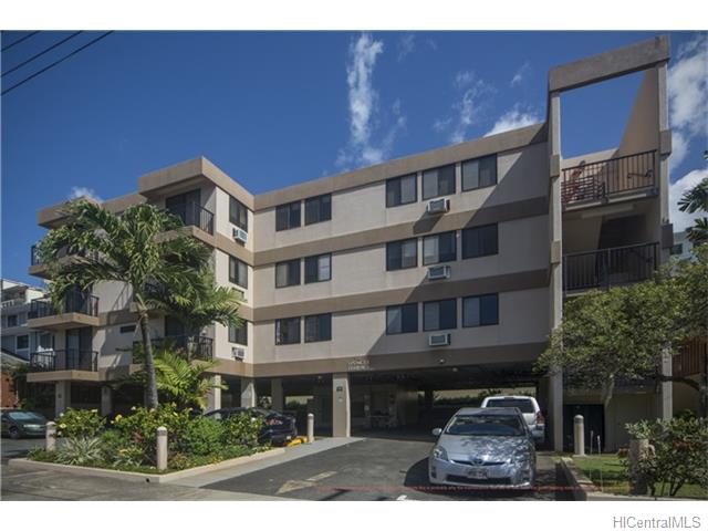 Spencer Terrace condo # 201, Honolulu, Hawaii - photo 13 of 16