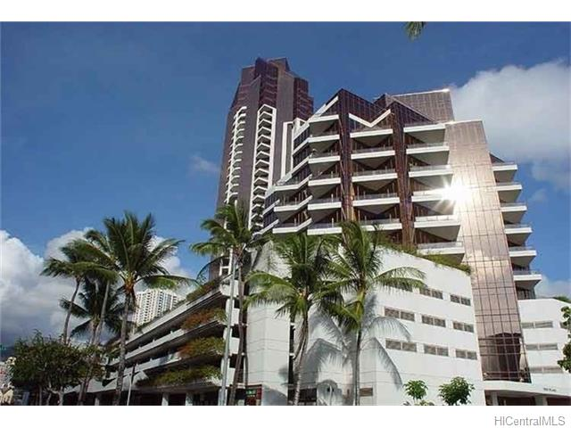 Imperial Plaza condo #1401, Honolulu, Hawaii - photo 1 of 9