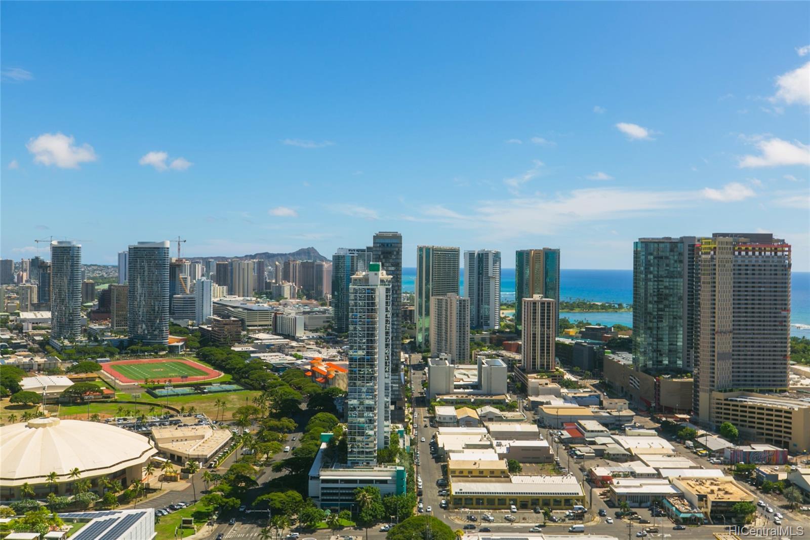 Imperial Plaza condo # 3602, Honolulu, Hawaii - photo 1 of 25