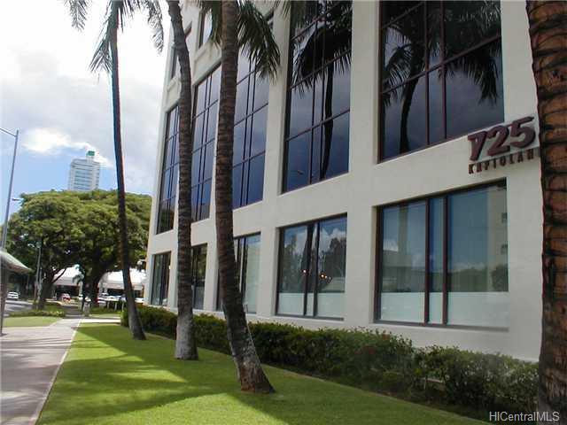 725 Kapiolani Blvd Honolulu Oahu commercial real estate photo1 of 10