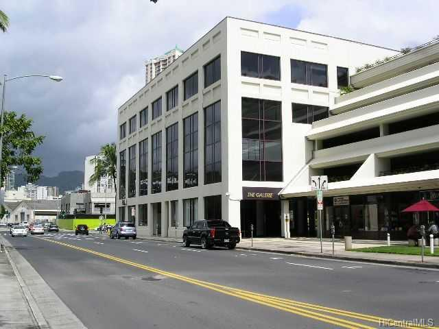 725 Kapiolani Blvd Honolulu Oahu commercial real estate photo1 of 7