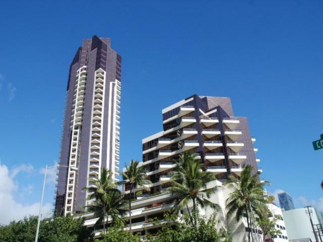 Imperial Plaza condo #3402, Honolulu, Hawaii - photo 1 of 22