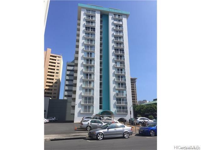 Coty Tower condo #304, Honolulu, Hawaii - photo 0 of 16