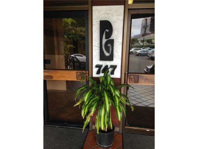 Pacific Grand condo # 1012, Honolulu, Hawaii - photo 3 of 9