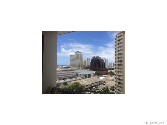 Pacific Grand condo #1104, Honolulu, Hawaii - photo 0 of 7