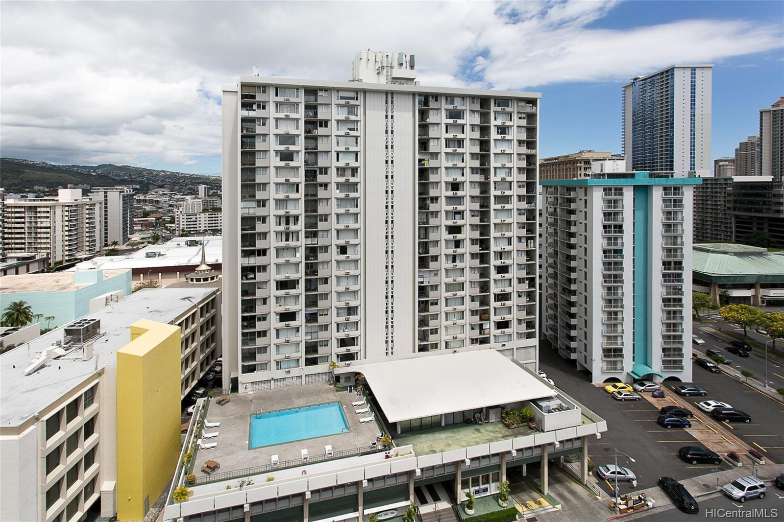 Pacific Grand condo # 1208, Honolulu, Hawaii - photo 4 of 6