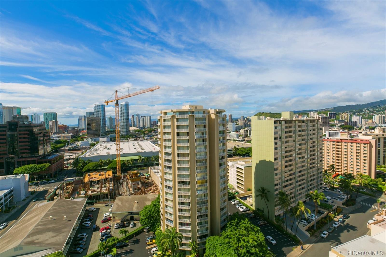 Pacific Grand condo # 2018, Honolulu, Hawaii - photo 2 of 18