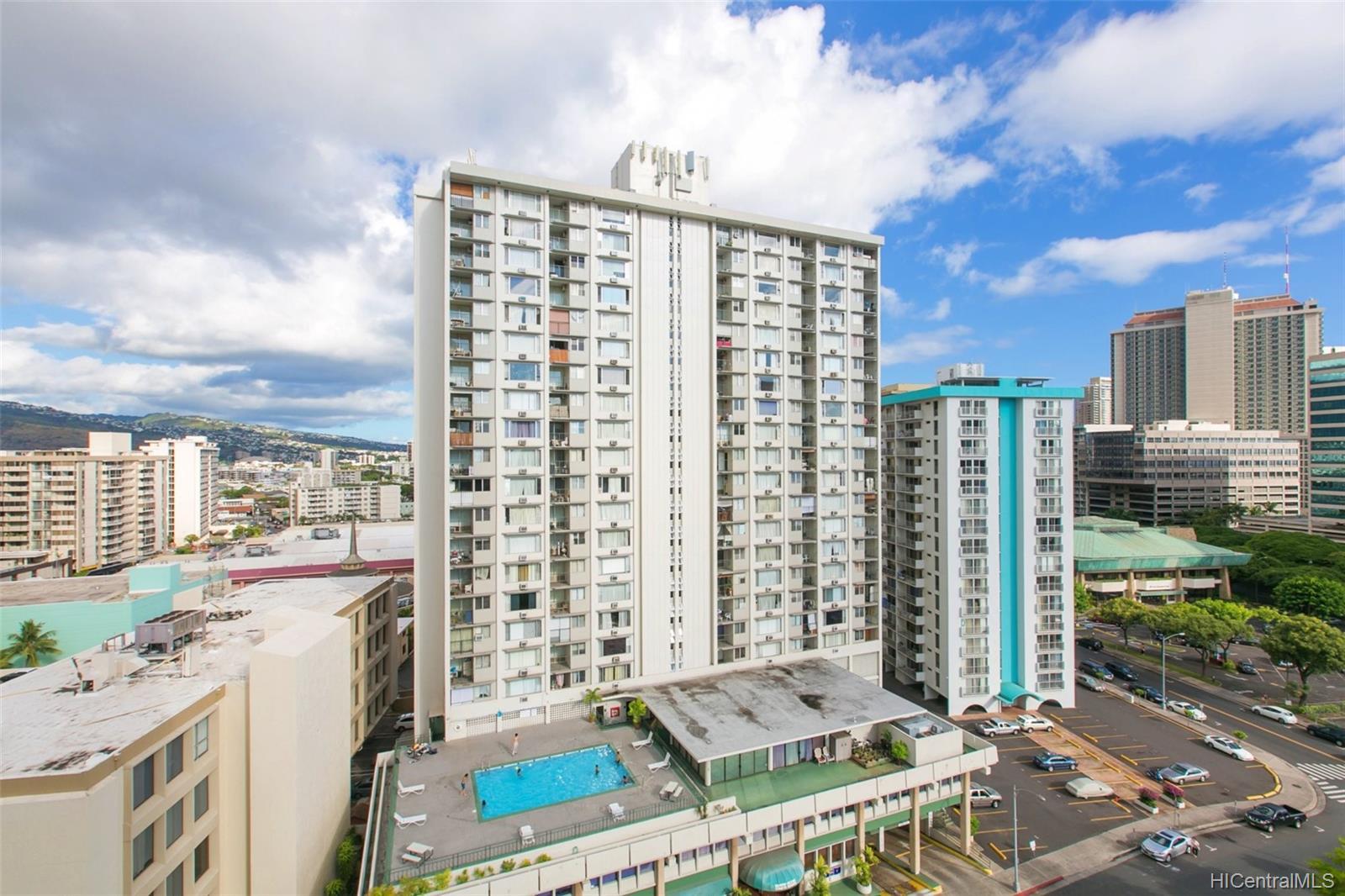 Pacific Grand condo # 2018, Honolulu, Hawaii - photo 18 of 18