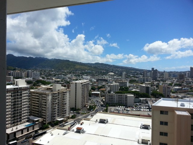 Pacific Grand condo #2207, Honolulu, Hawaii - photo 0 of 8