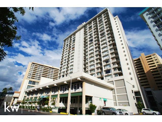 Pacific Grand condo #412, Honolulu, Hawaii - photo 0 of 22