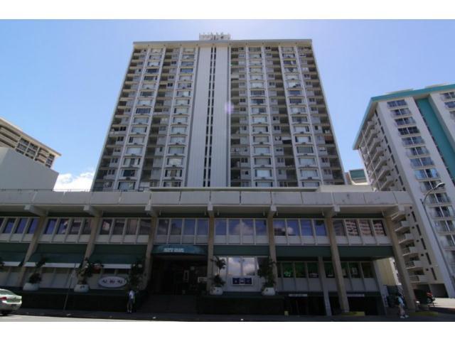 Pacific Grand condo #606, Honolulu, Hawaii - photo 0 of 2