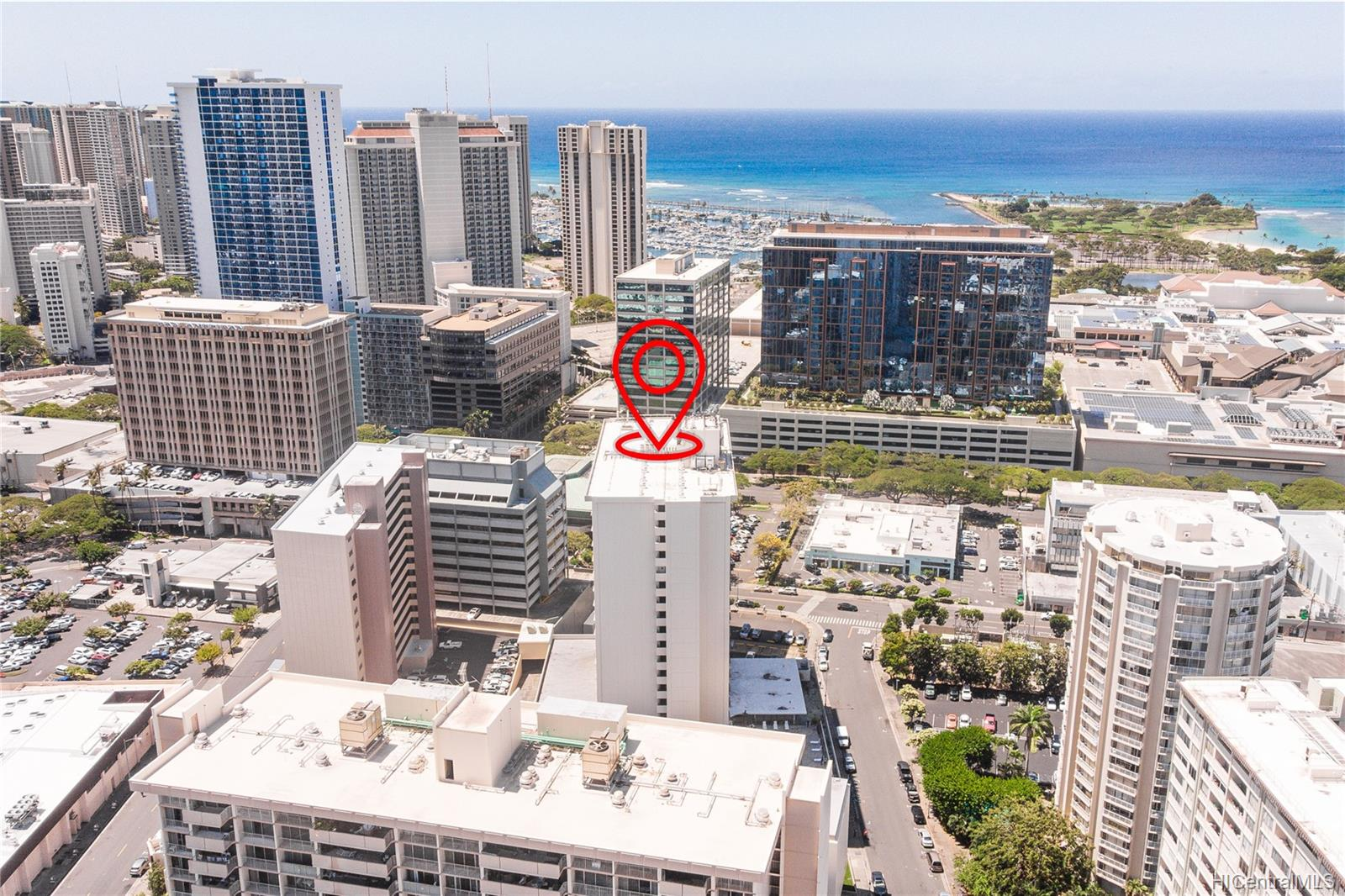 Pacific Grand condo # 607, Honolulu, Hawaii - photo 11 of 11